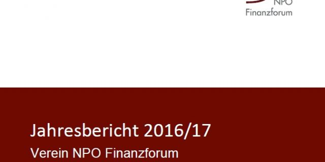 Jahresbericht 2016/17