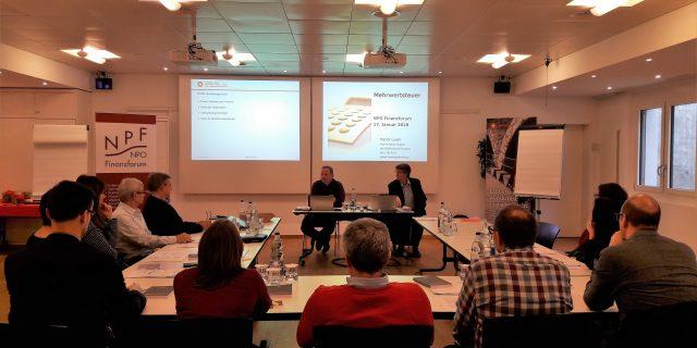 MWST Änderungen 2018 & Auswirkungen auf NPOs: ERFA Rückblick