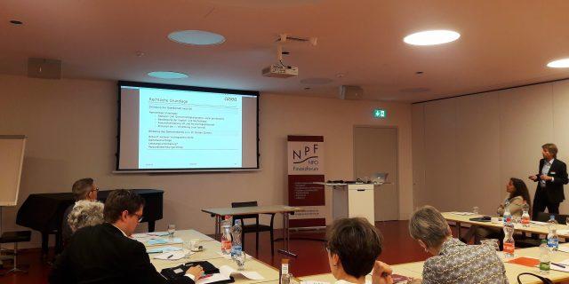 Verselbstständigung von Alters- und Pflegeinstitutionen: ERFA-Rückblick