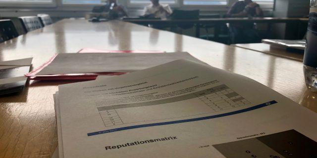 Risikomanagement für NPOs – ERFA Rückblick
