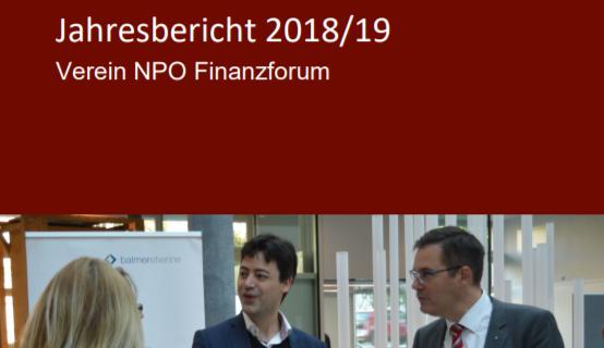Der Jahresbericht 2018/19 ist veröffentlicht