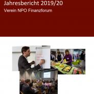 Der Jahresbericht 2019/20 ist veröffentlicht